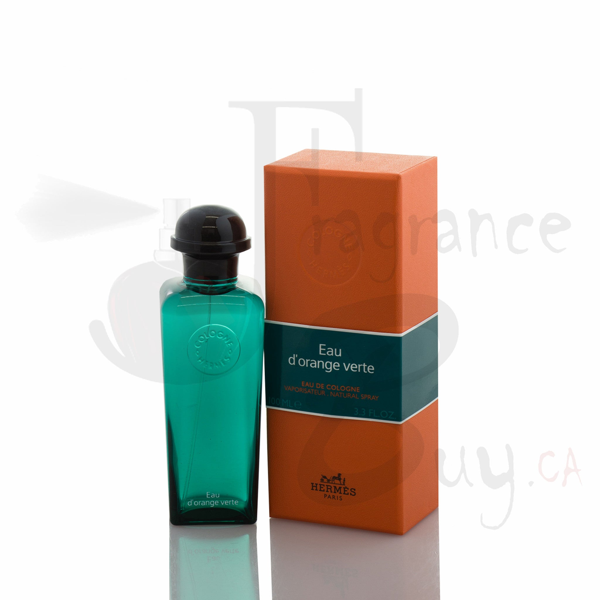 Hermes Eau De Orange Vert For Man