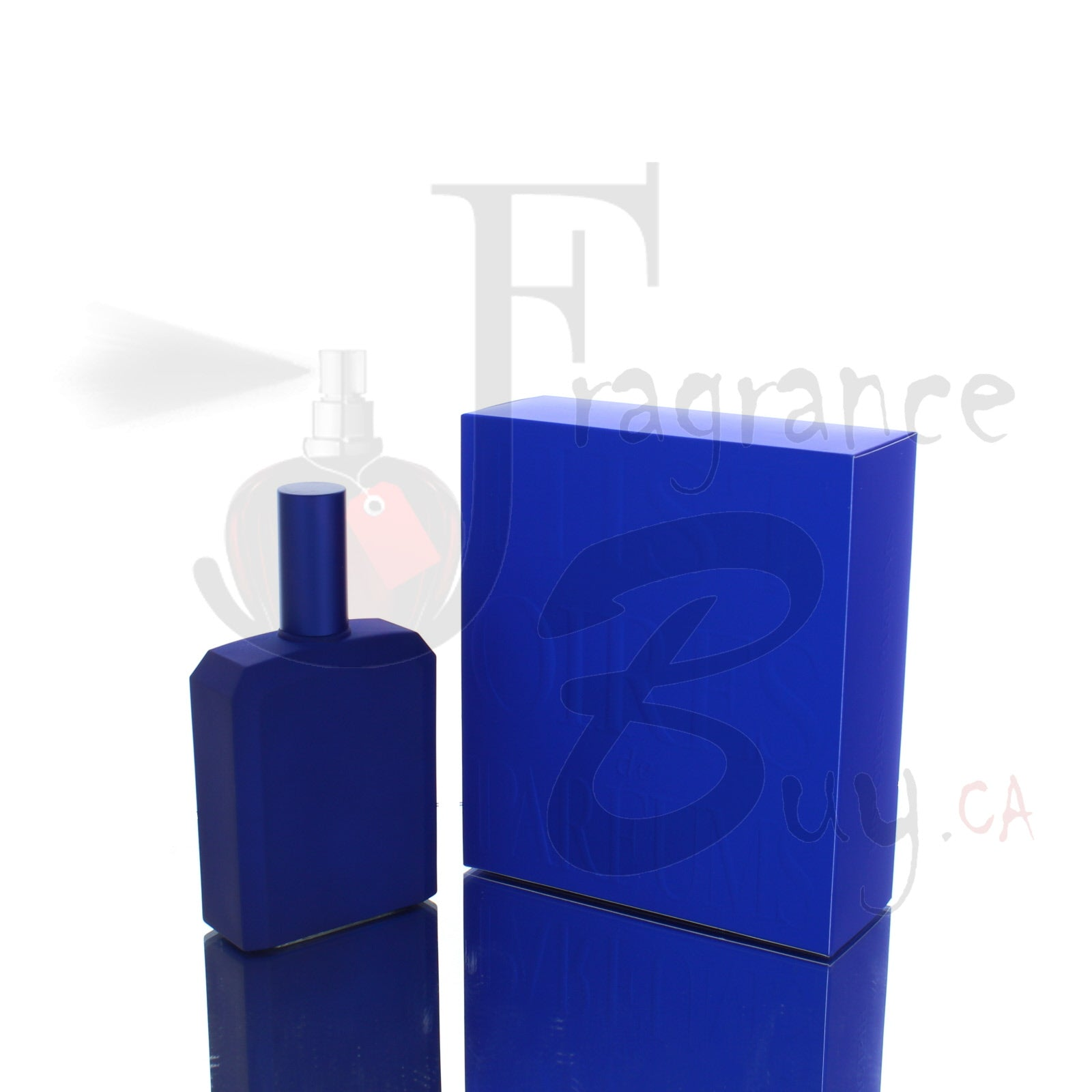 Histoires De Parfums Not a Blue Bottle For Man/Woman
