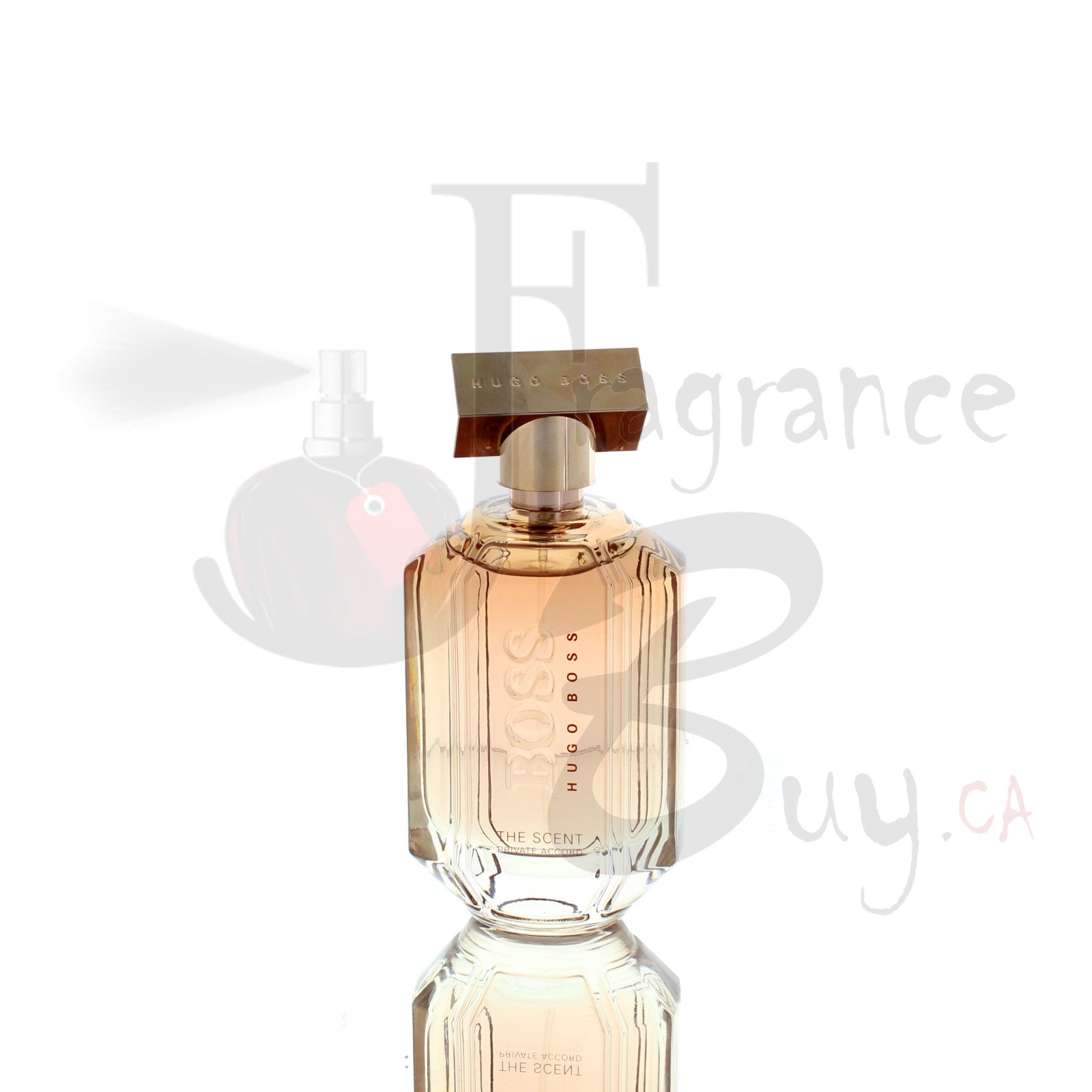 Hugo Boss The Scent Private Accord For Woman
