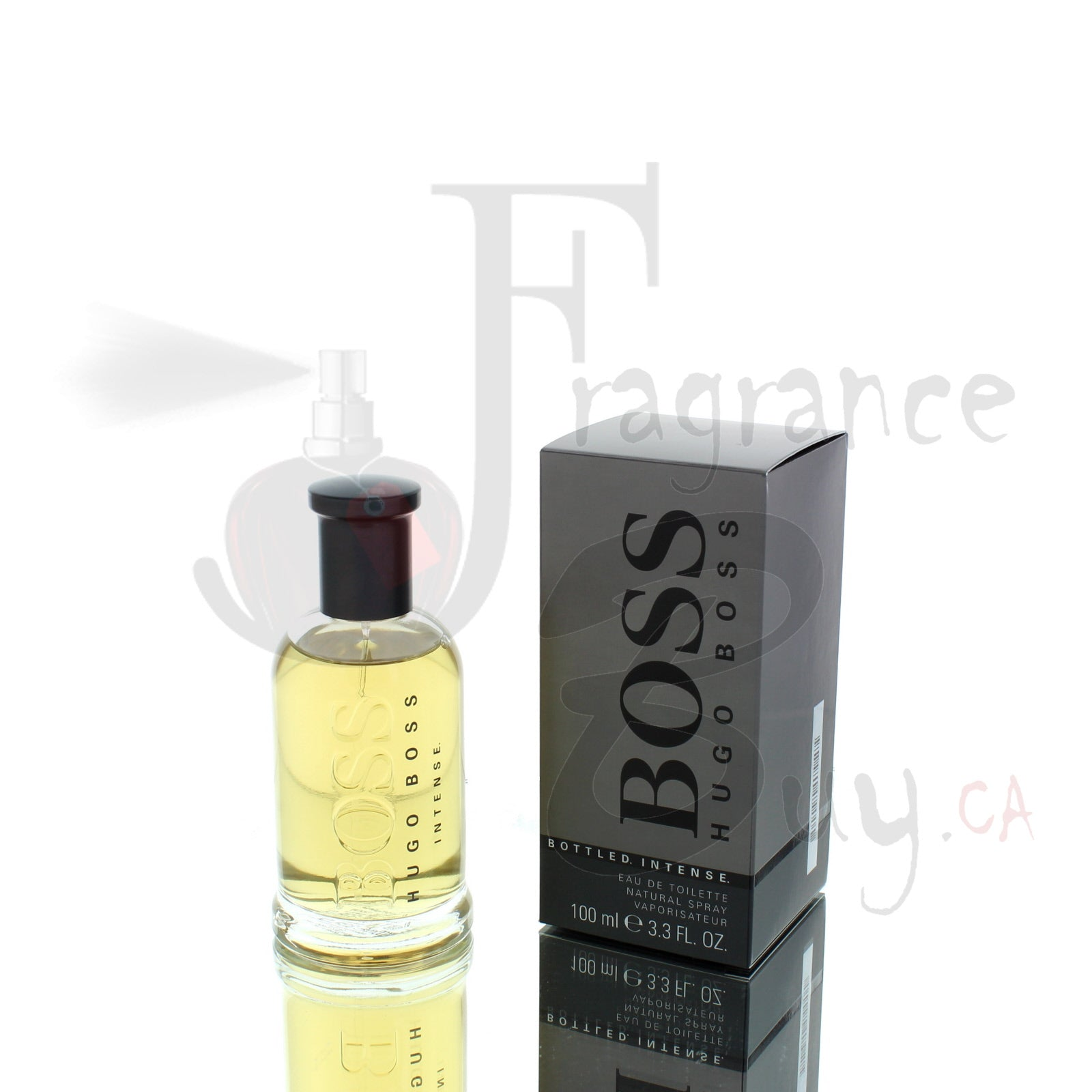 Hugo Boss Bottled Intense For Man