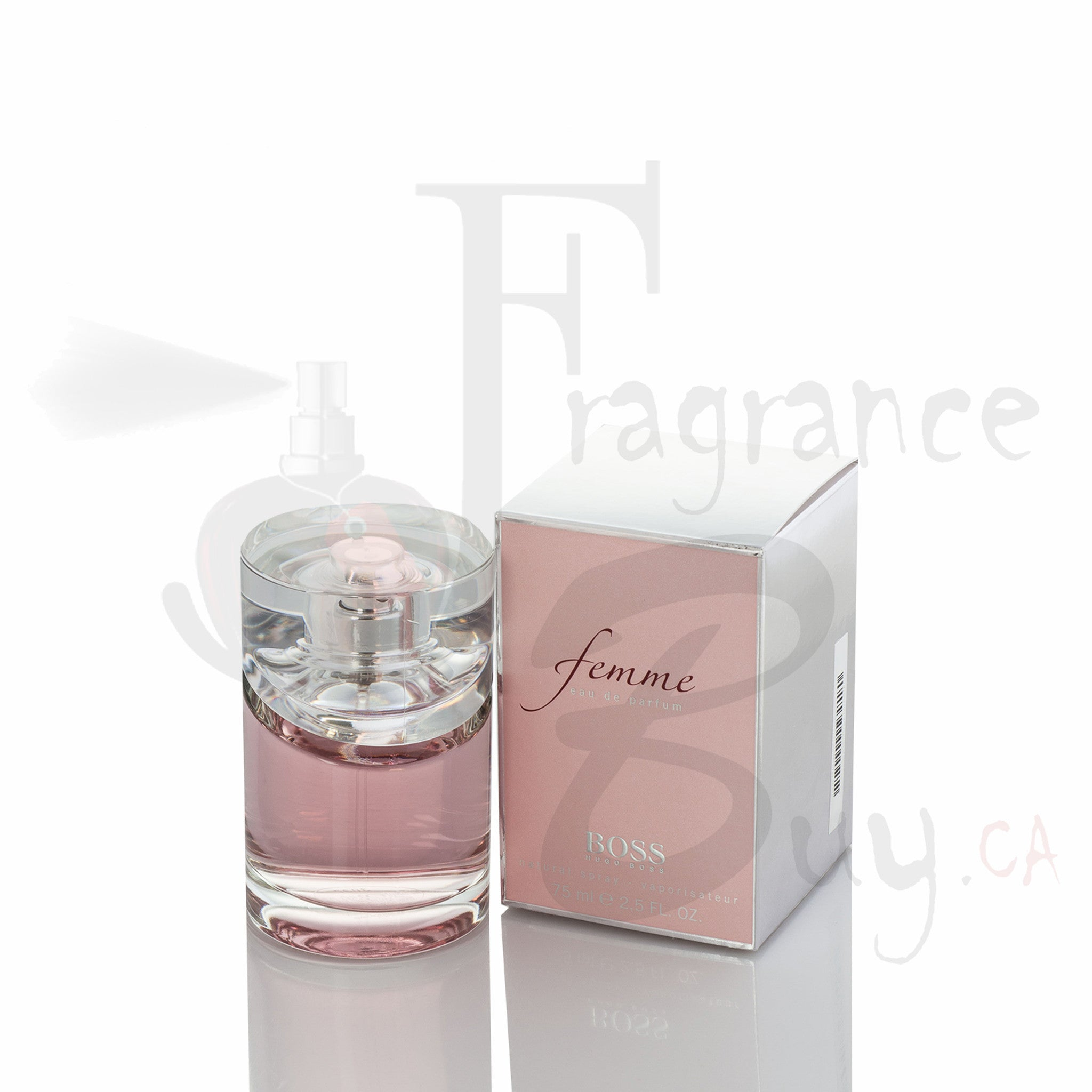 Hugo Boss Femme Pink For Woman