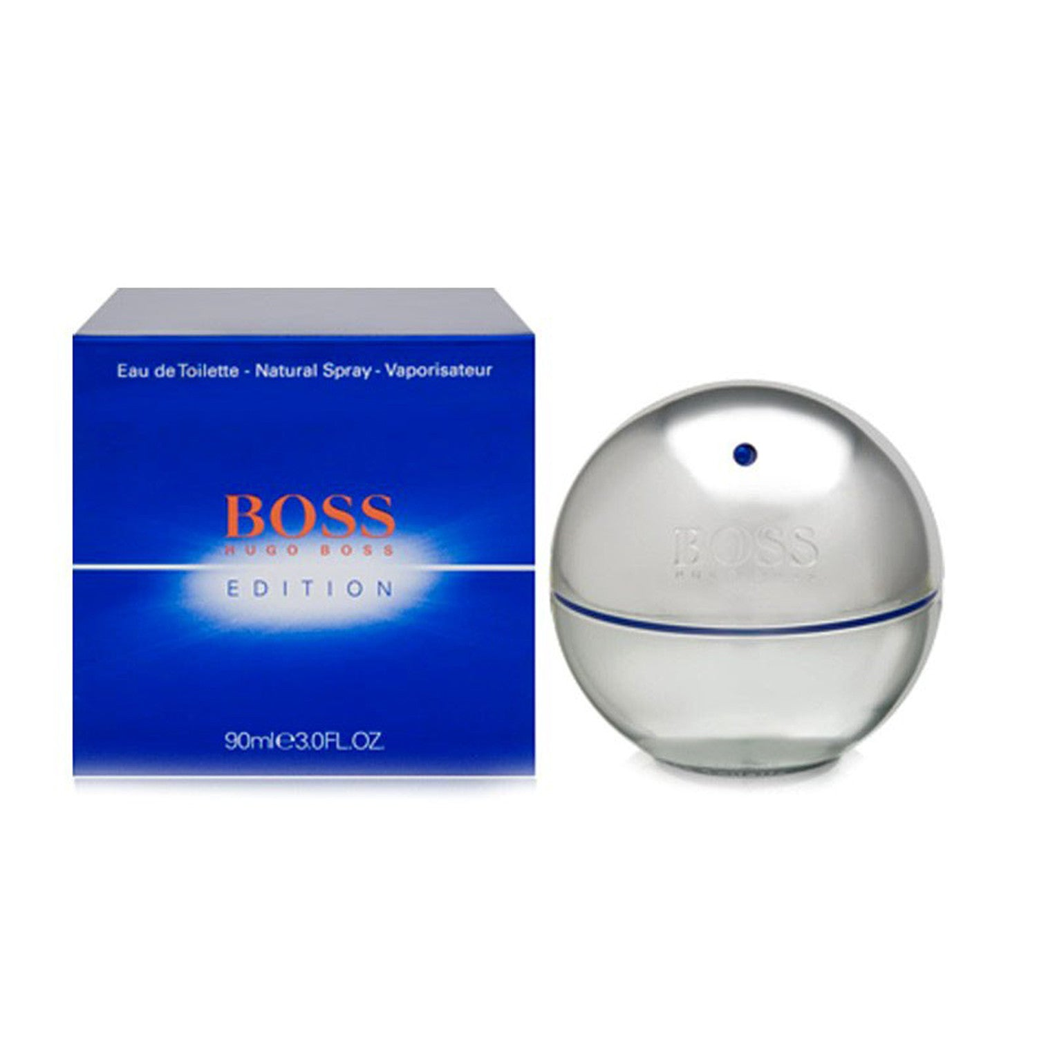 Boss In Motion Electric (Blue) Edition For Man