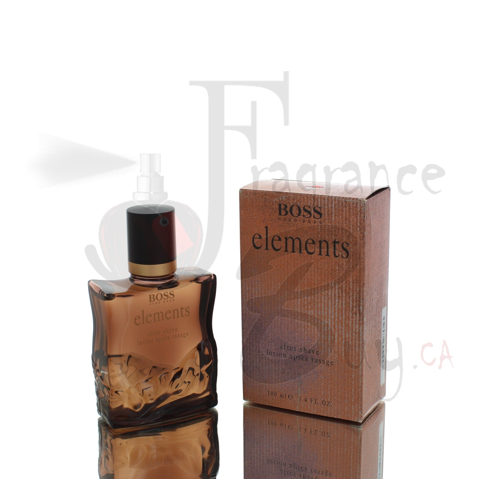 Hugo Elements (Vintage) After Shave for Man