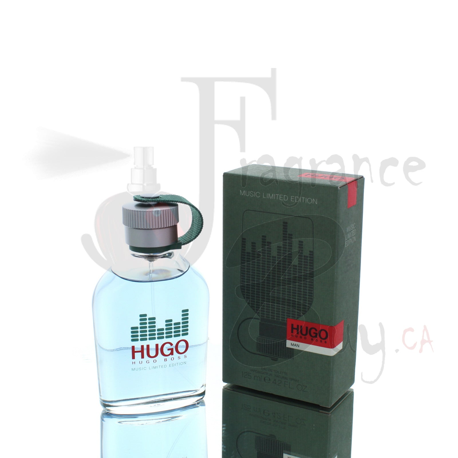 Hugo Green 'Music Edition' For Man