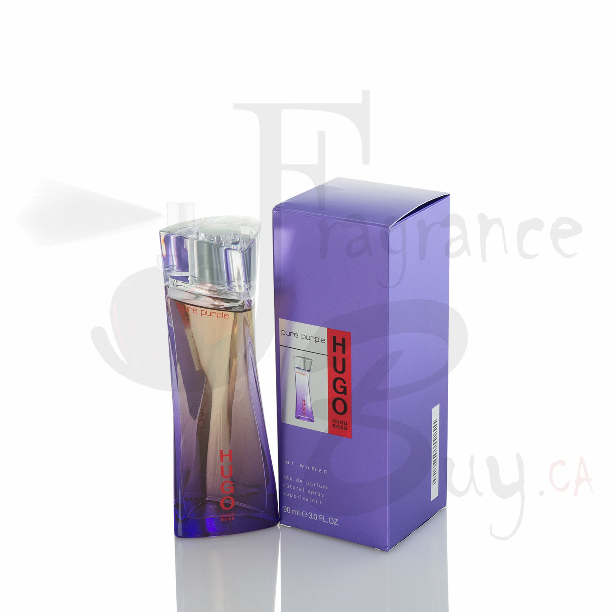 Hugo Boss Pure Purple For Woman