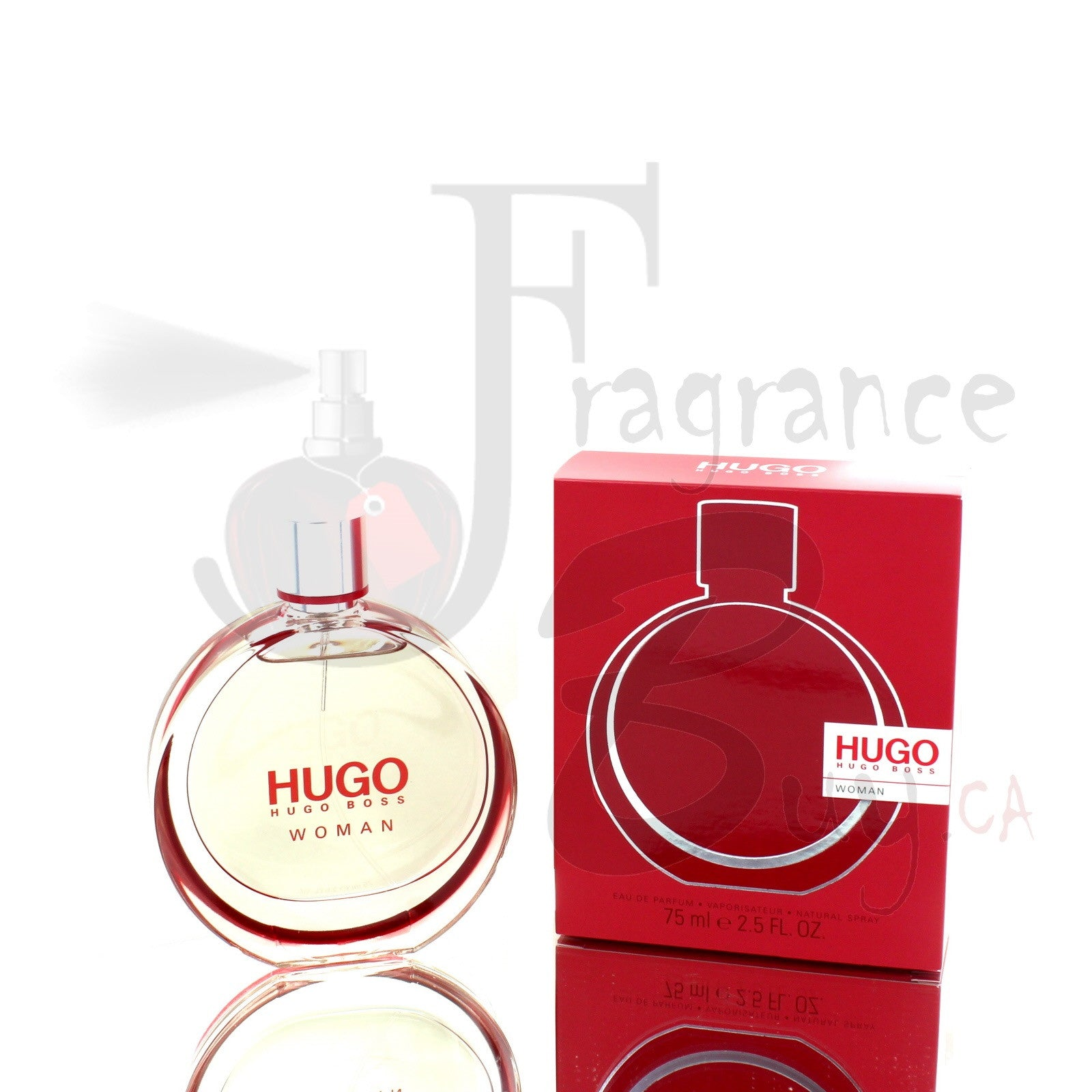 Hugo Boss Red (Eau de Parfum Edition) For Woman