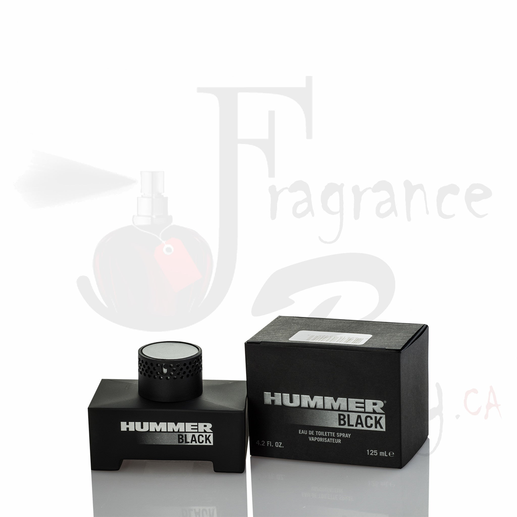 Hummer Black For Man