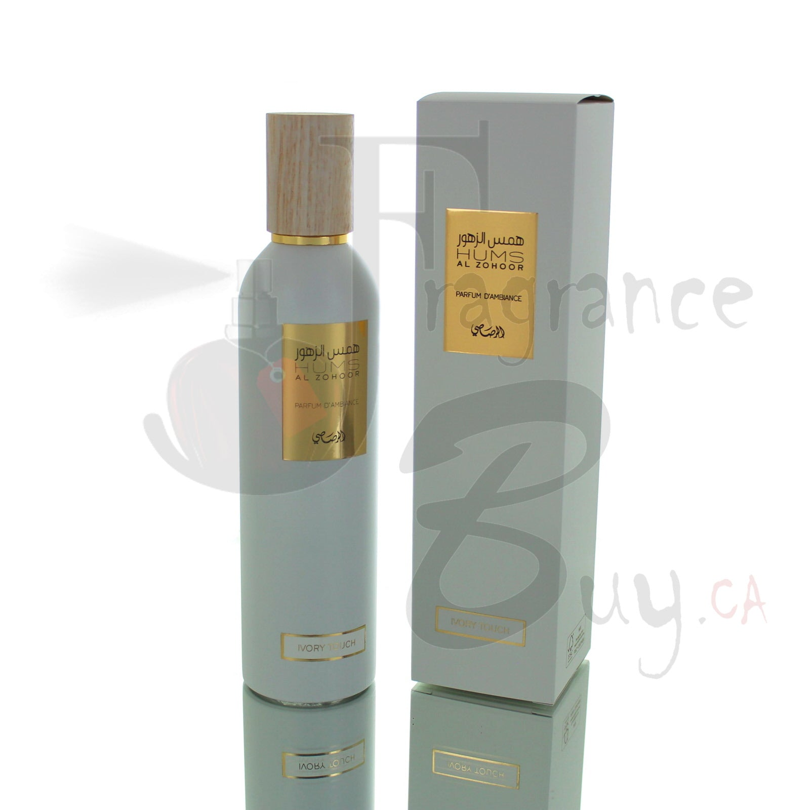 Rasasi Ivory Touch Room Spray For Man/Woman