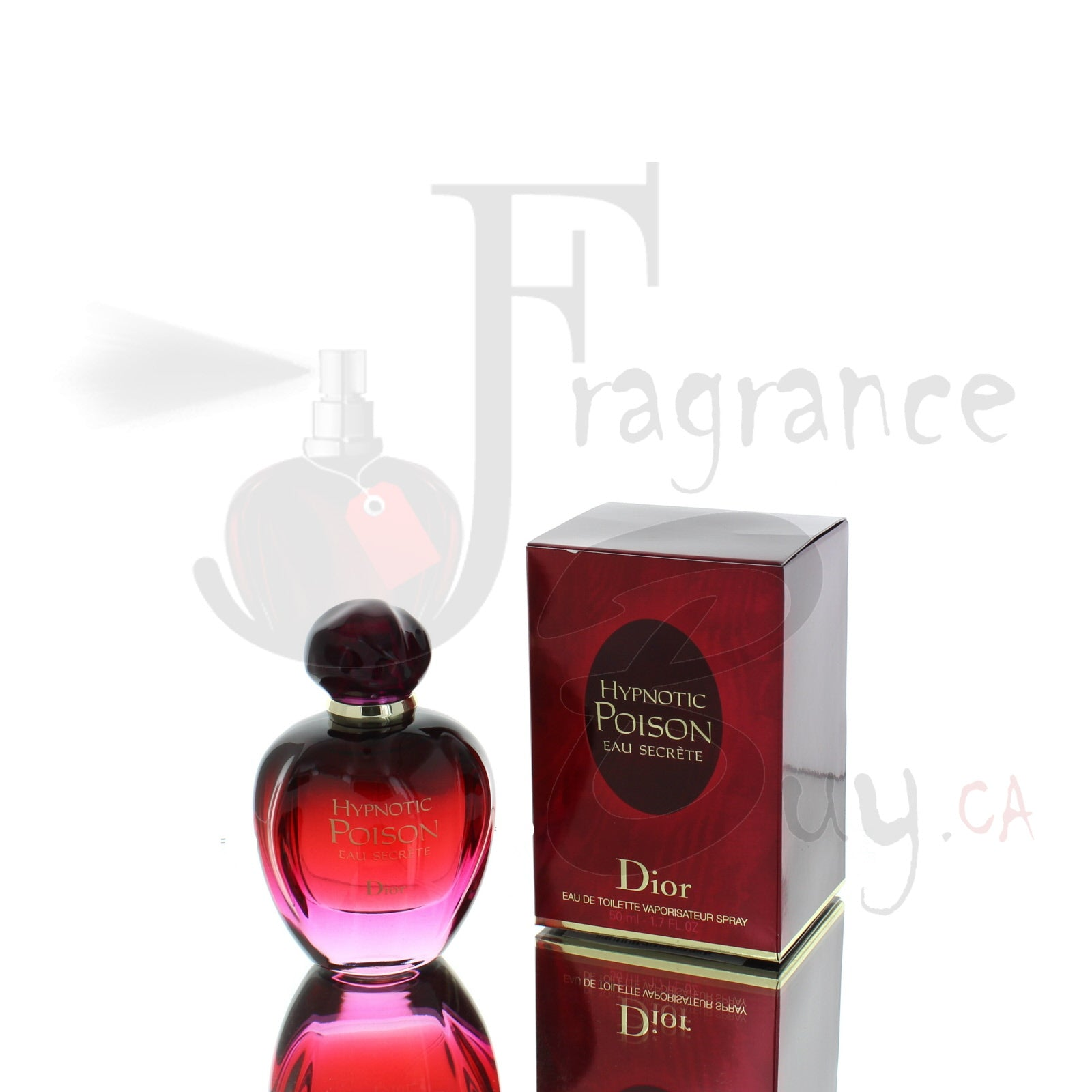 Christian Dior Hypnotic Poison Eau Secrete For Woman