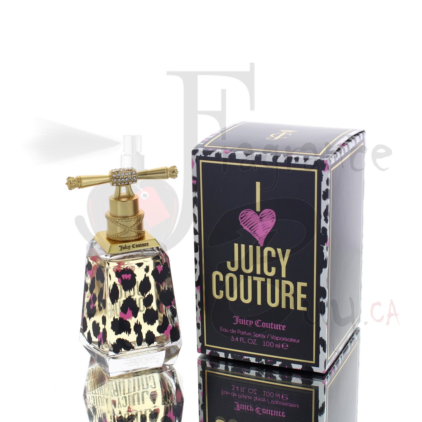 I LOVE Juicy Couture For Woman