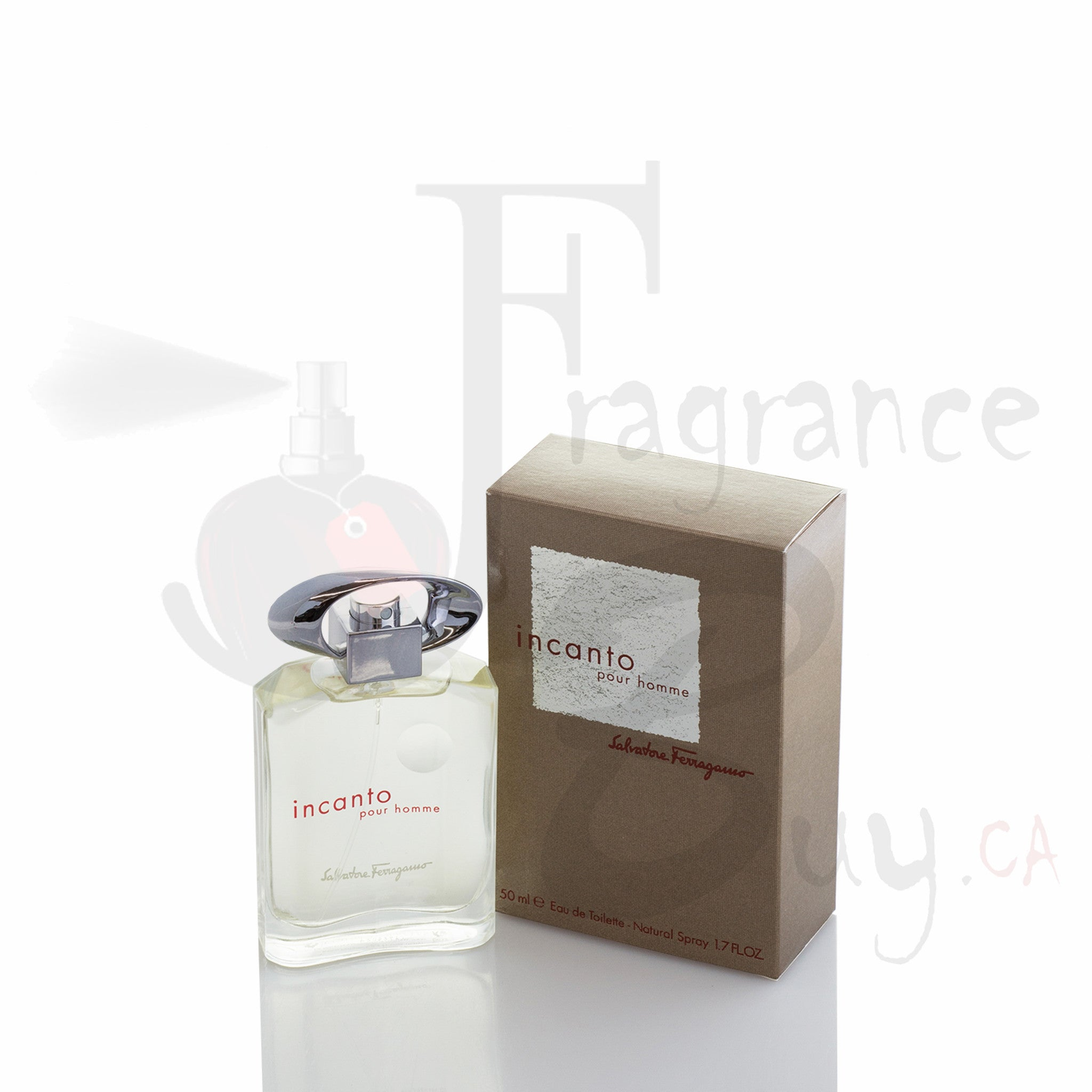 Salvatore Ferragamo Incanto For Man