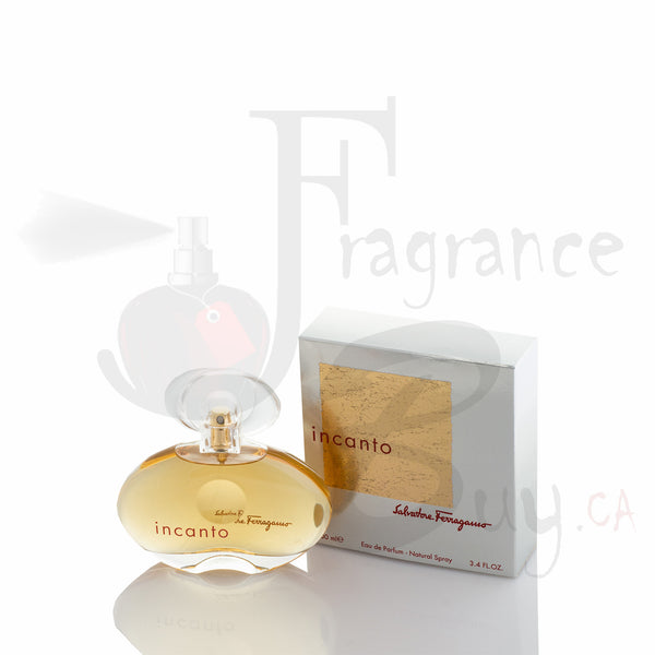 Salvatore Ferragamo Incanto For Woman