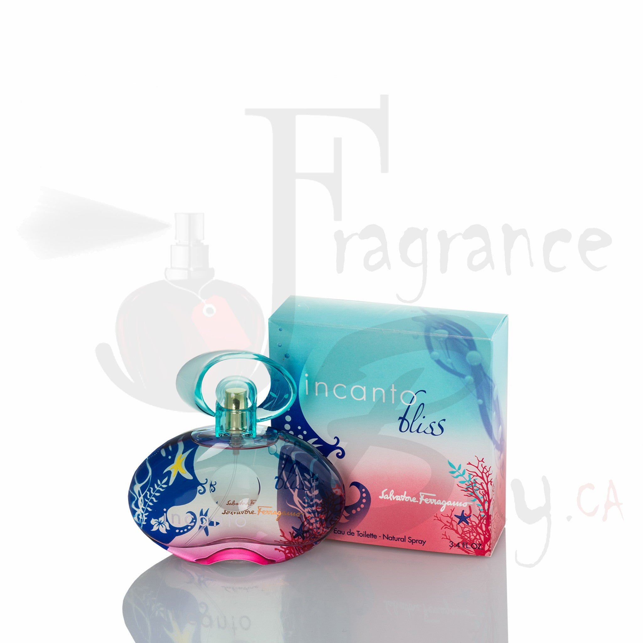 Salvatore Ferragamo Incanto Bliss For Woman