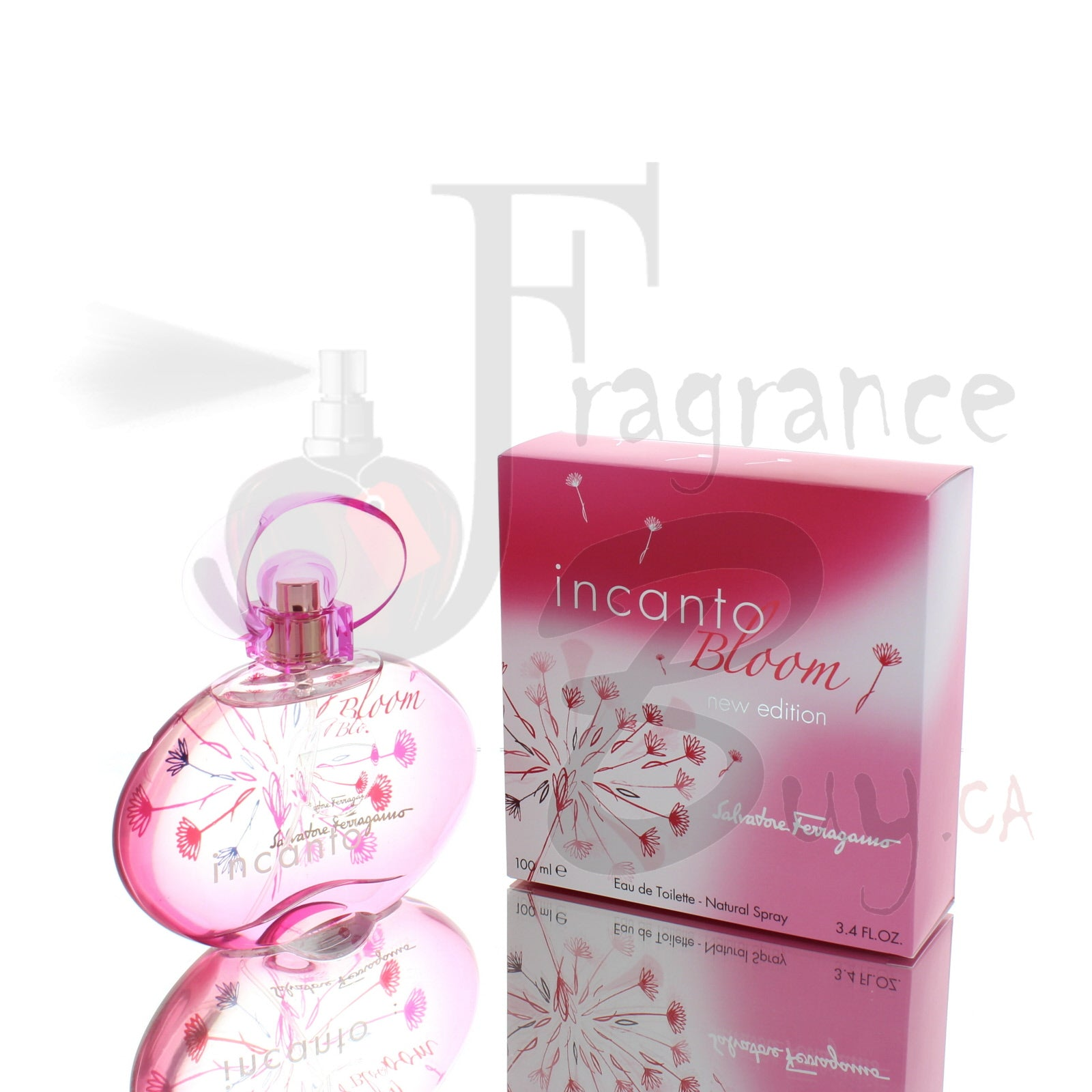 Salvatore Ferragamo Incanto Bloom For Woman