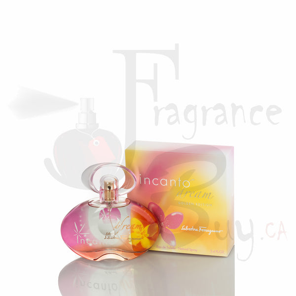 Salvatore Ferragamo Incanto Dream Golden Ed. For Woman