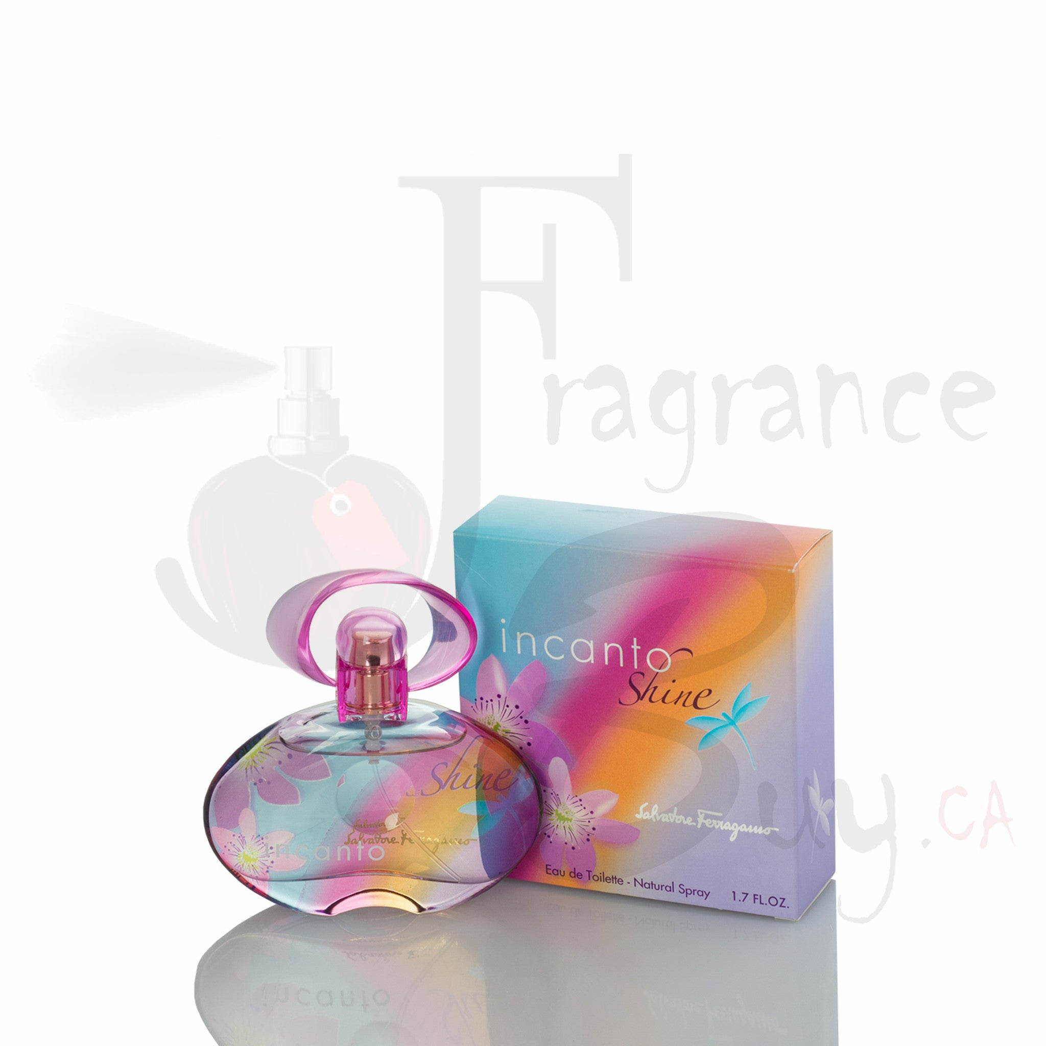 Salvatore Ferragamo Incanto Shine For Woman
