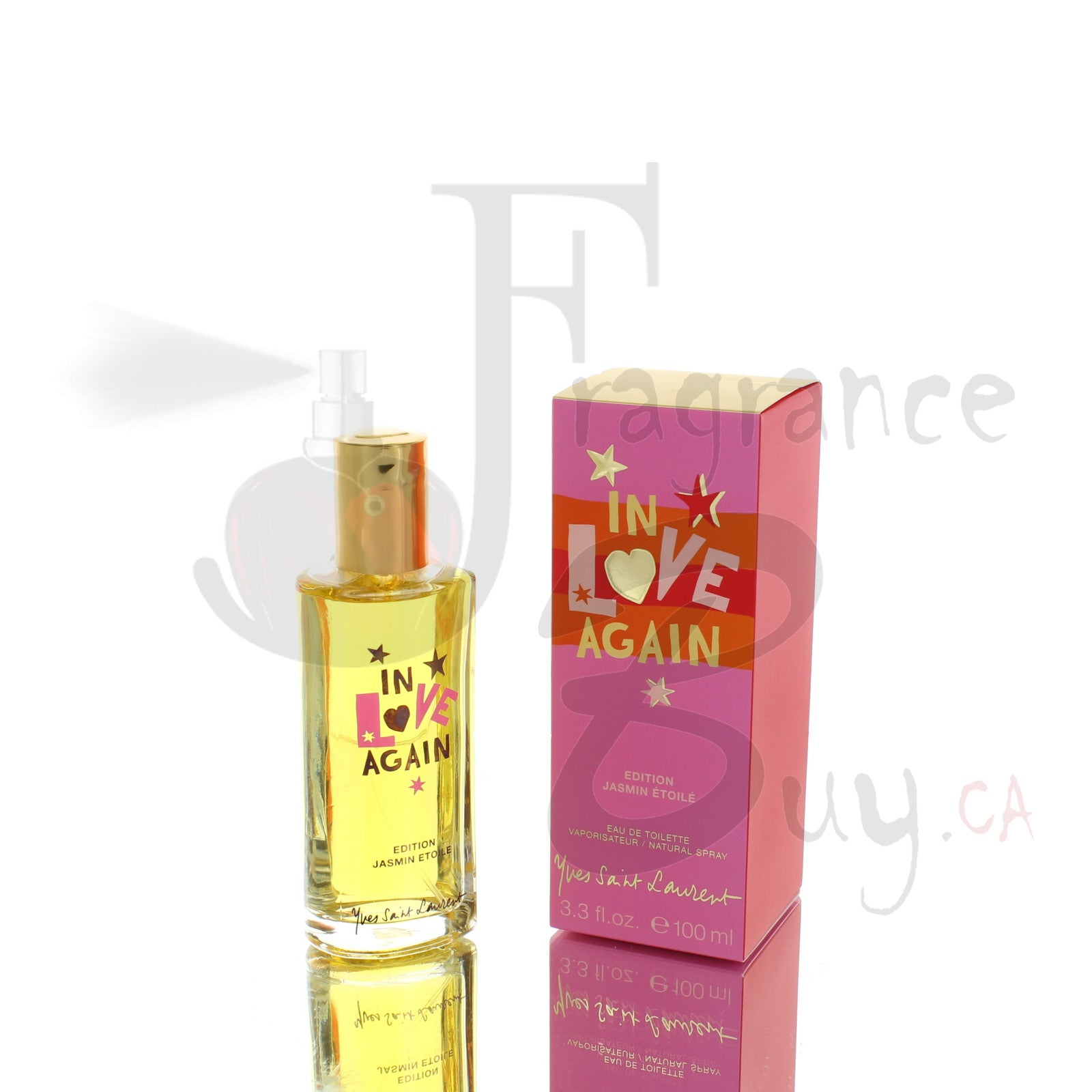 YvesSaintLaurent YSL In Love Again Jasmine Etoile For Woman
