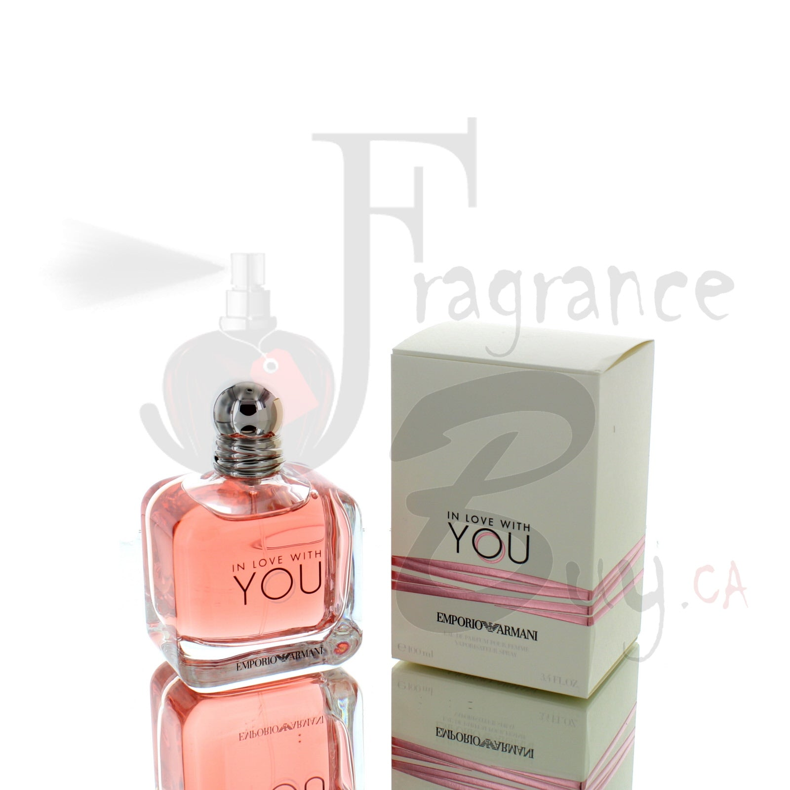 Emporio Armani In Love With You (2019) For Woman