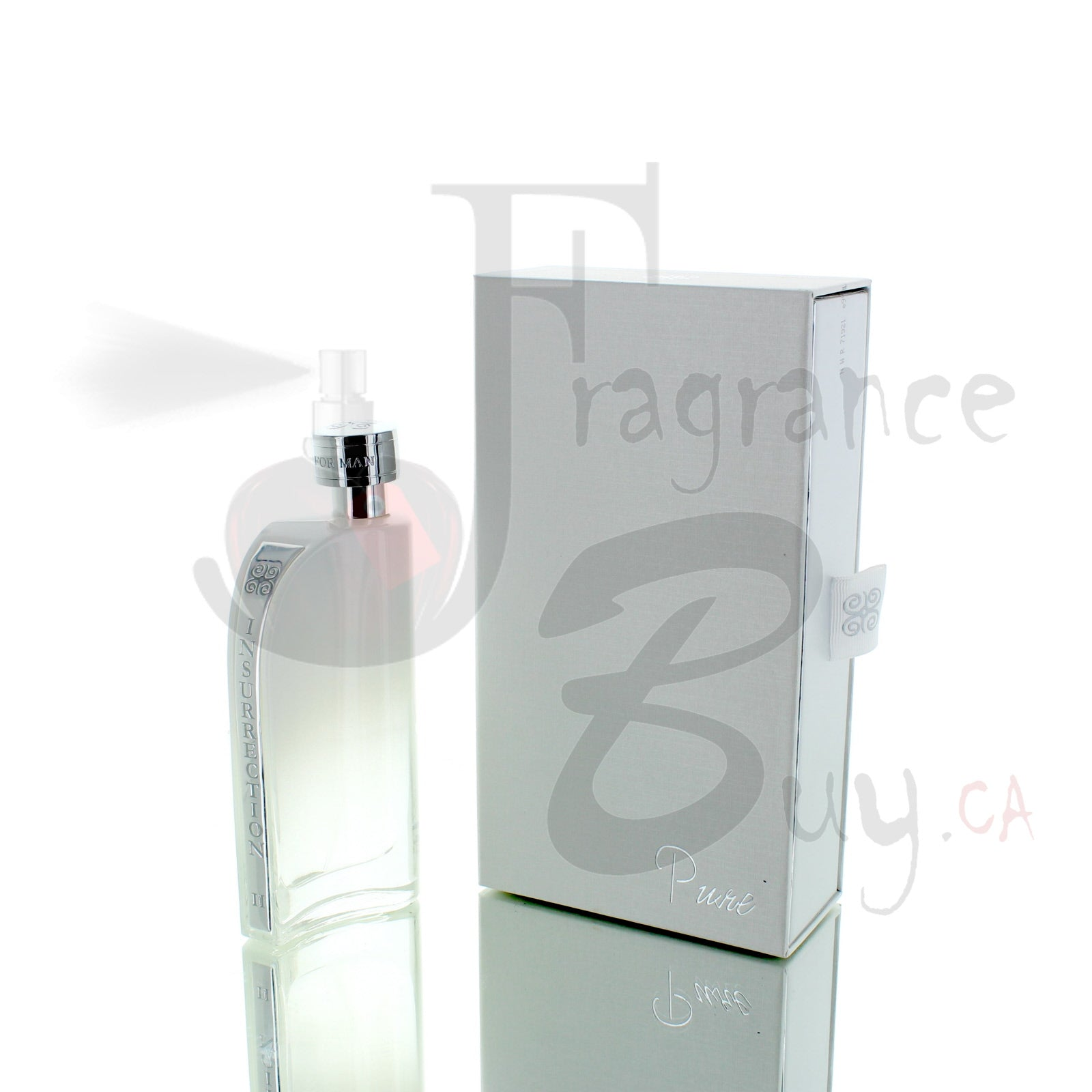 Insurrection Pure II by Reyane For Man