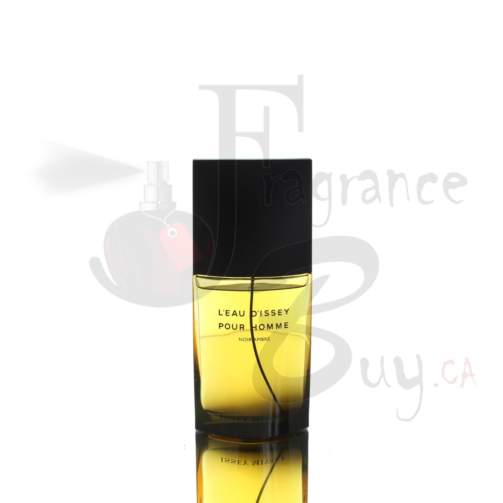 Issey Miyake Noir Ambre For Man