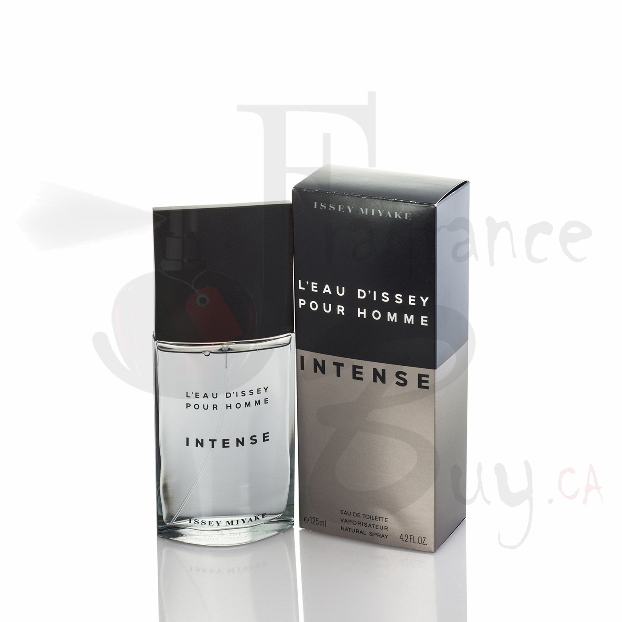 Issey Miyake L'eau D'issey Intense For Man