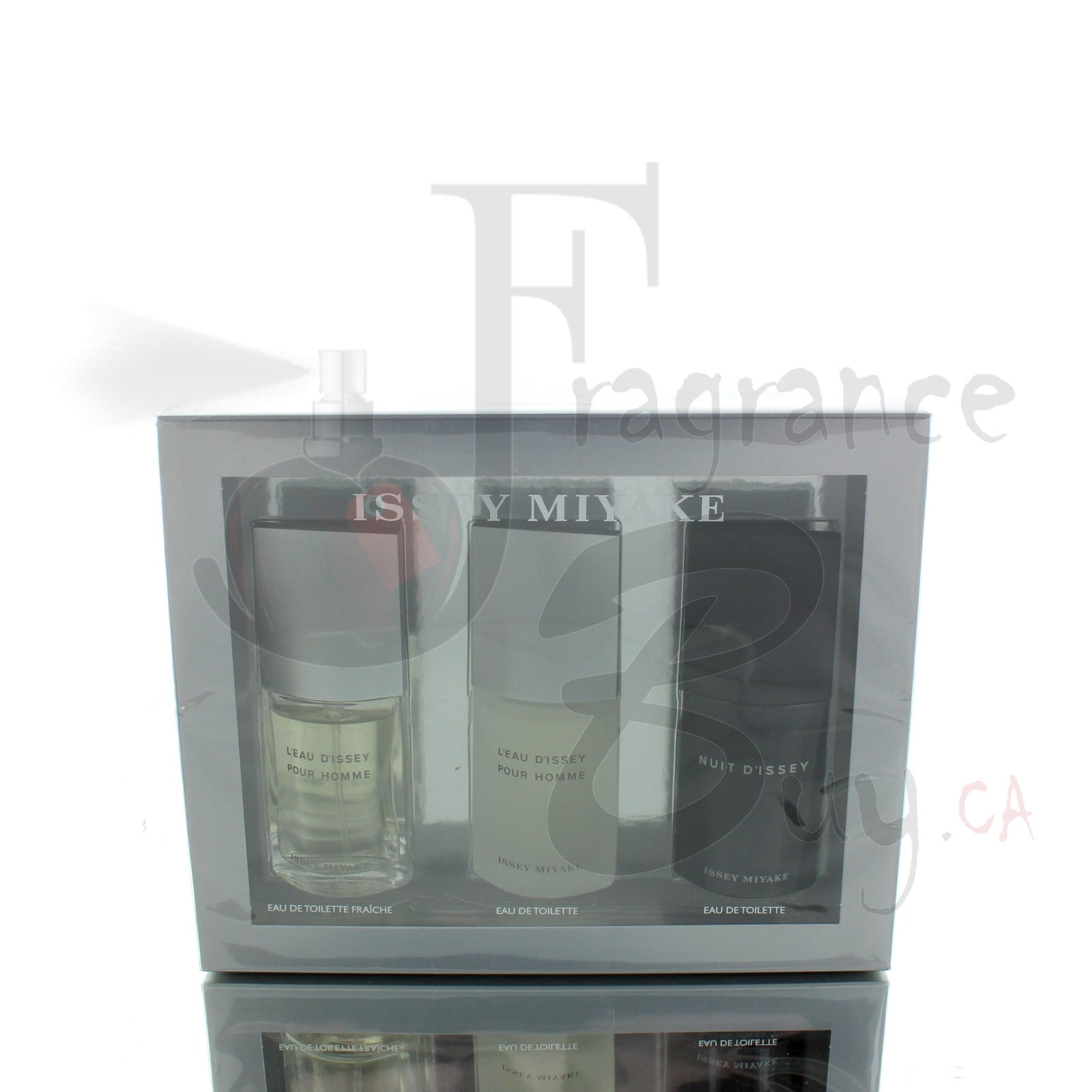 The Best of Issey Miyake (Trio Kit) For Man