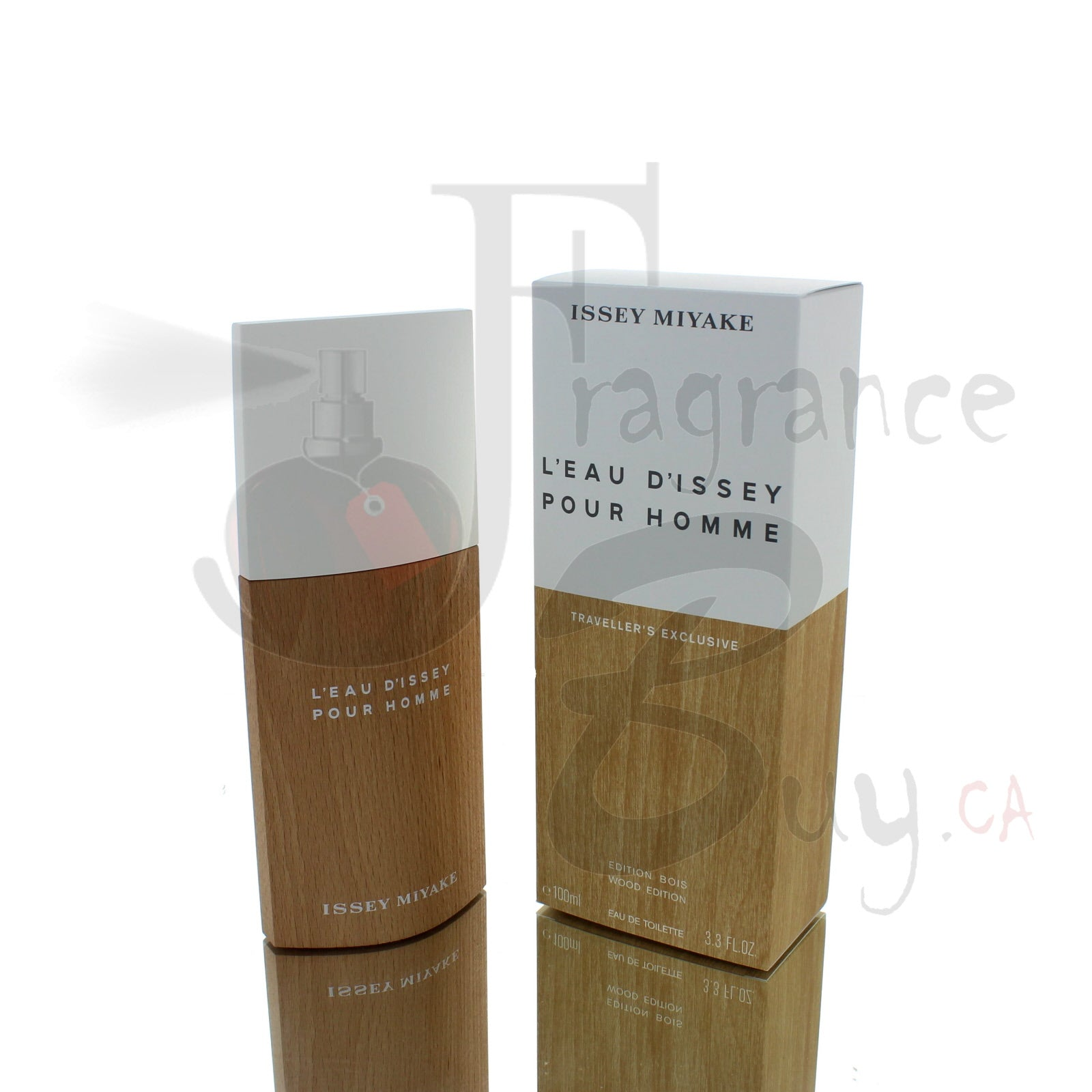 Issey Miyake Edition Bois (Wood Edition) For Man
