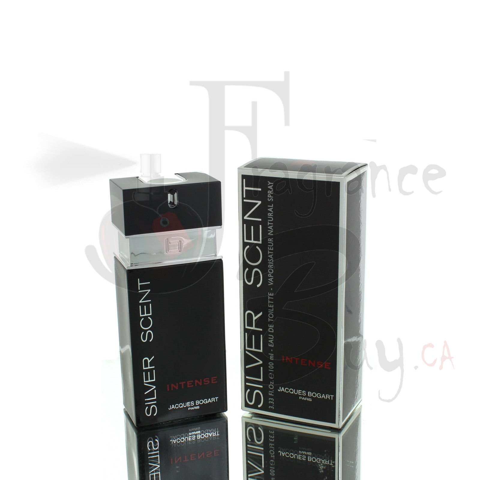 Silver Scent Intense By Jacques Bogart For Man