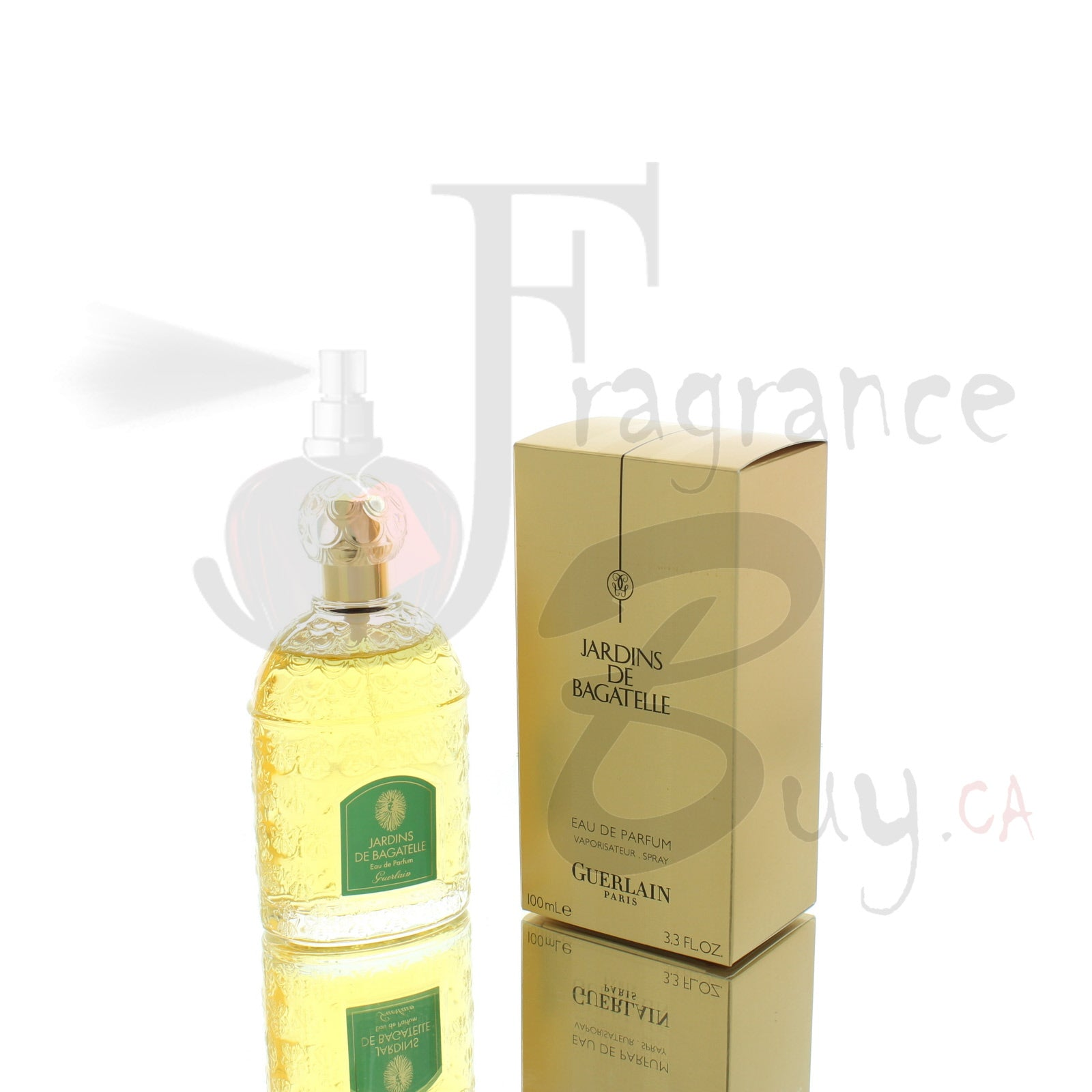 Guerlain Jardins de Bagatelle For Woman