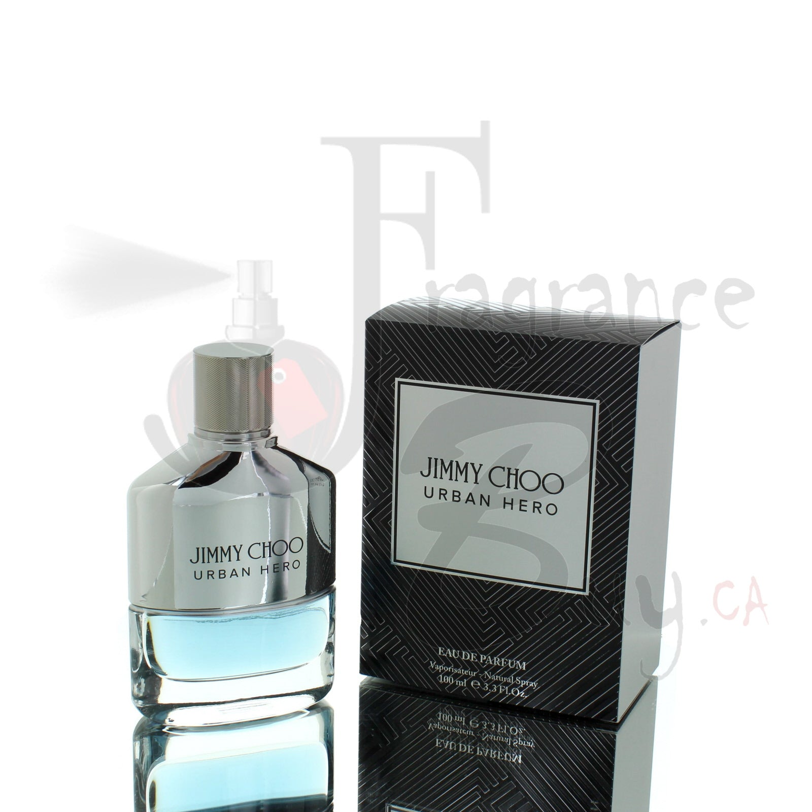 Jimmy Choo Urban Hero For Man
