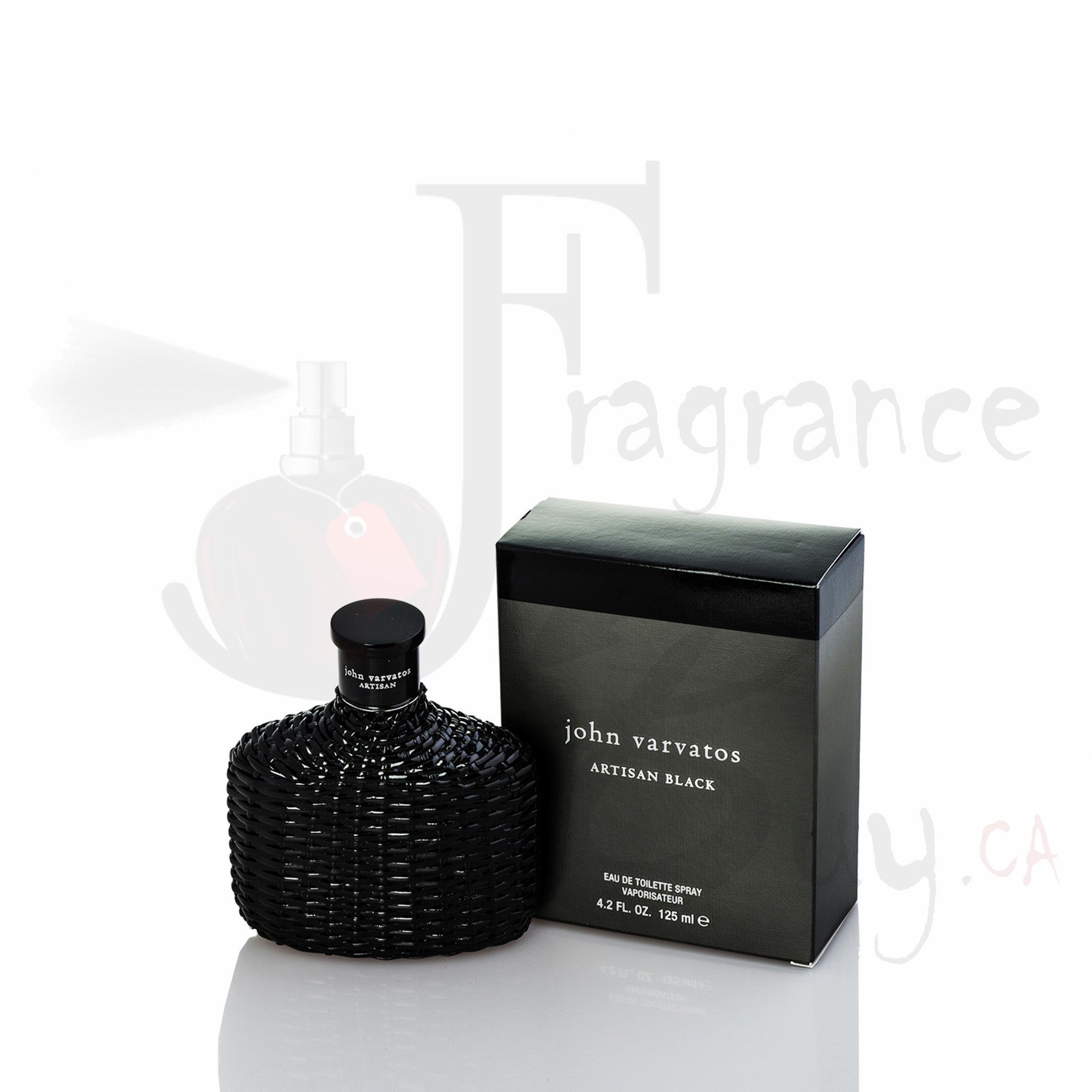 John Varvatos Artisan Black For Man