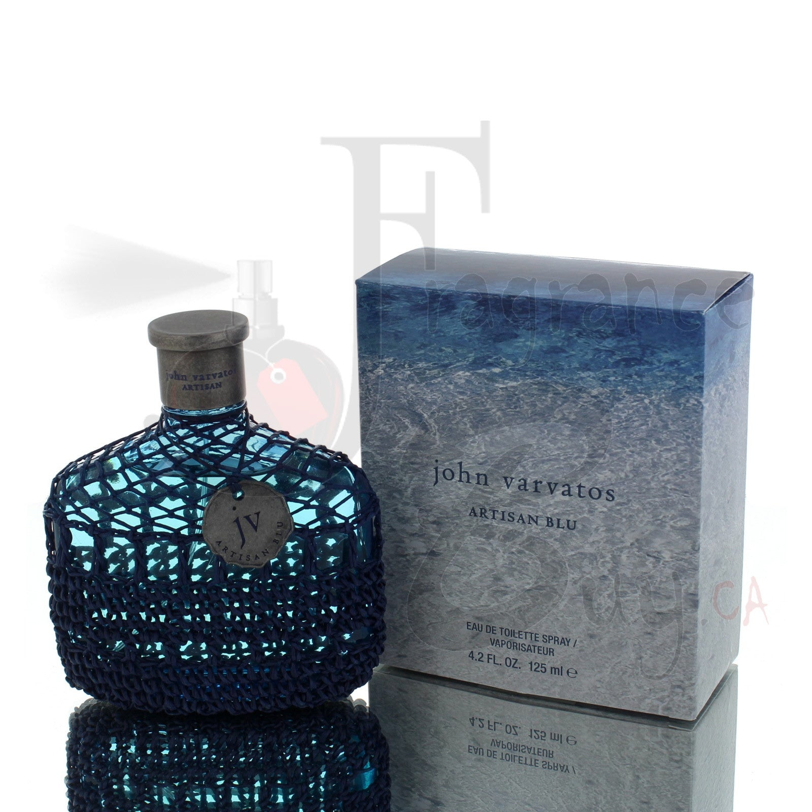 John Varvatos Artisan BLU For Man