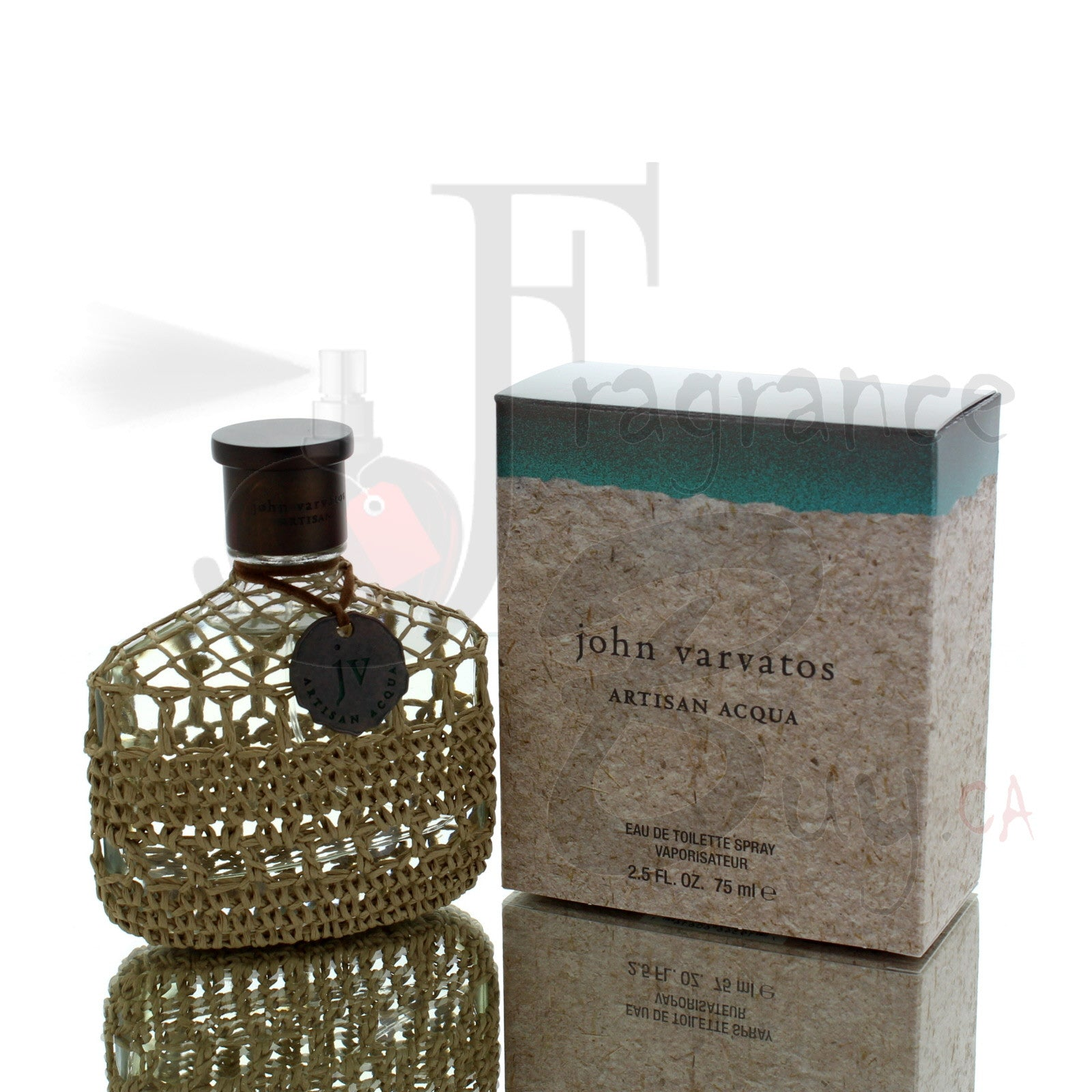 John Varvatos Artisan Acqua For Man