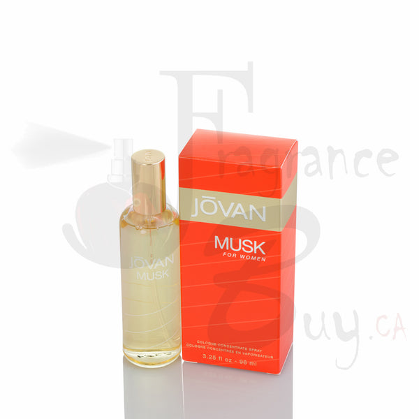 Jovan Musk For Woman