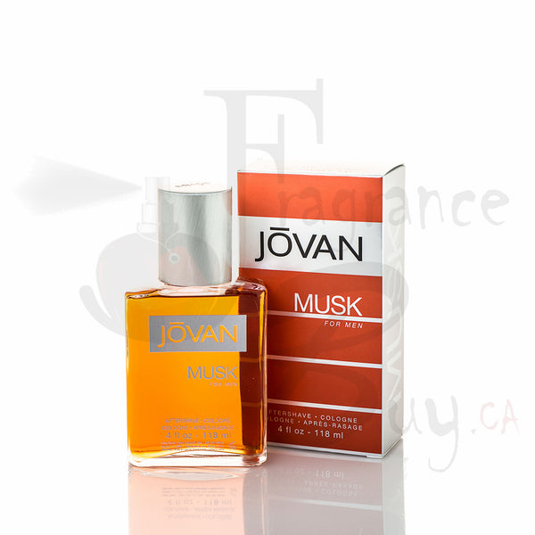 Jovan Musk Man After Shave