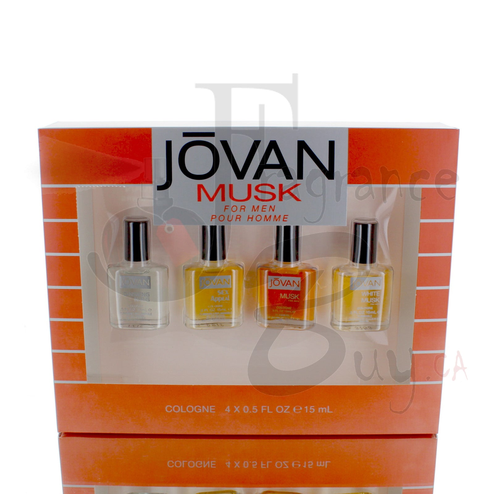 Jovan Ginseng NRG For Man