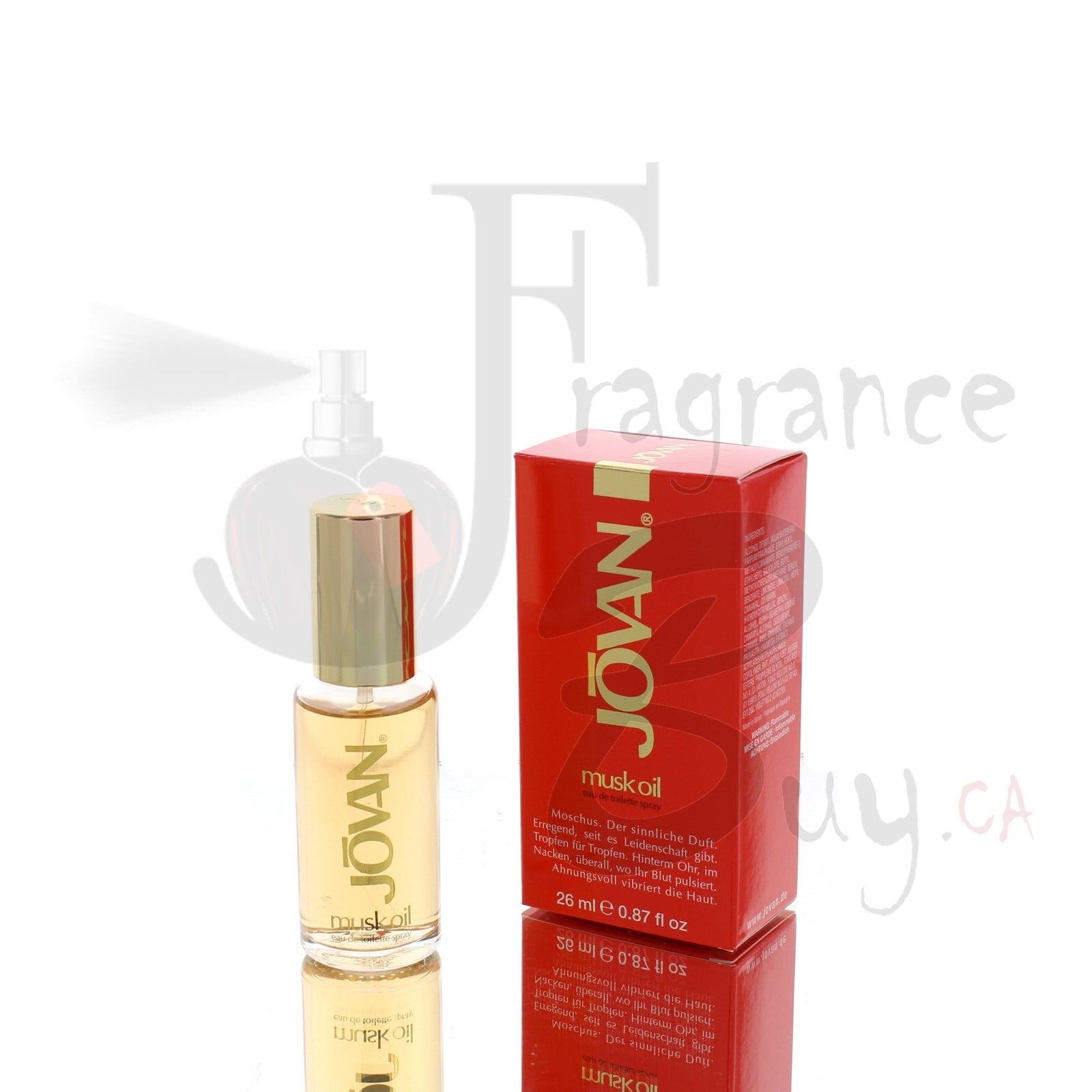 Jovan Musk Oil For Woman