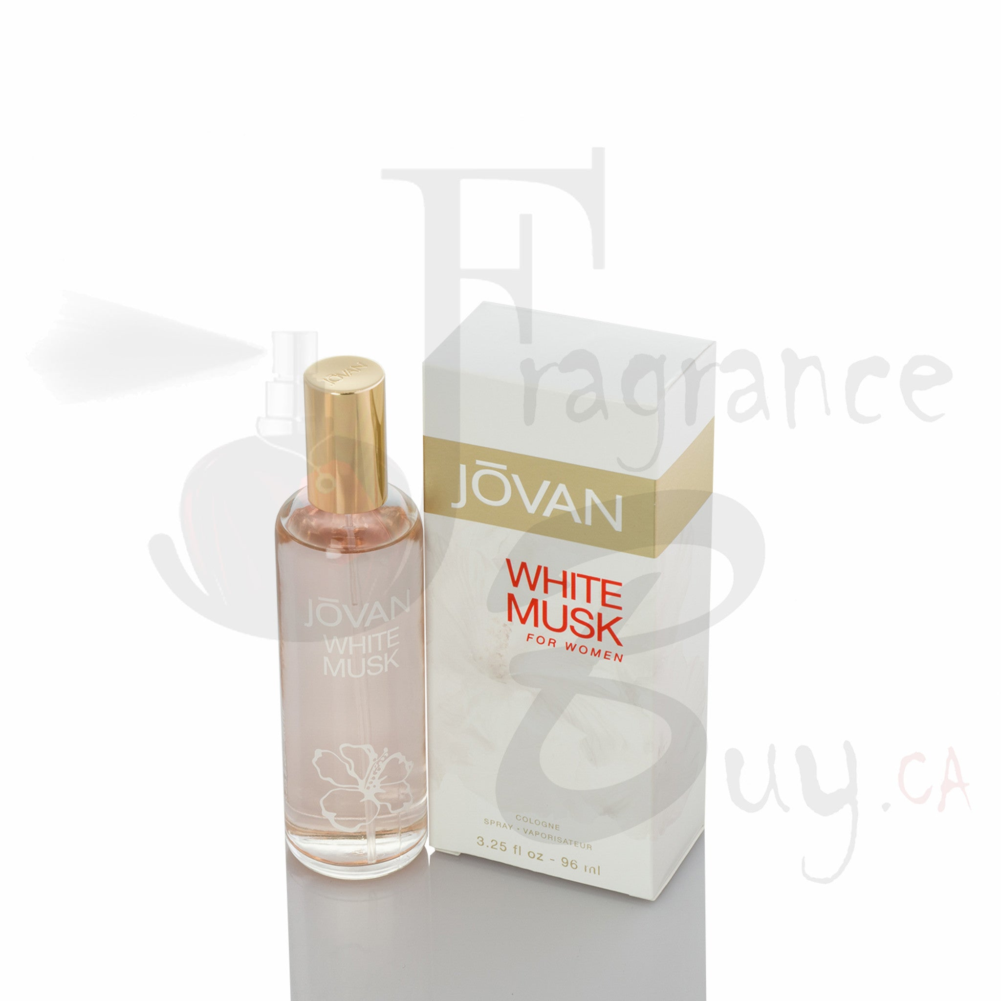 Jovan White Musk For Woman