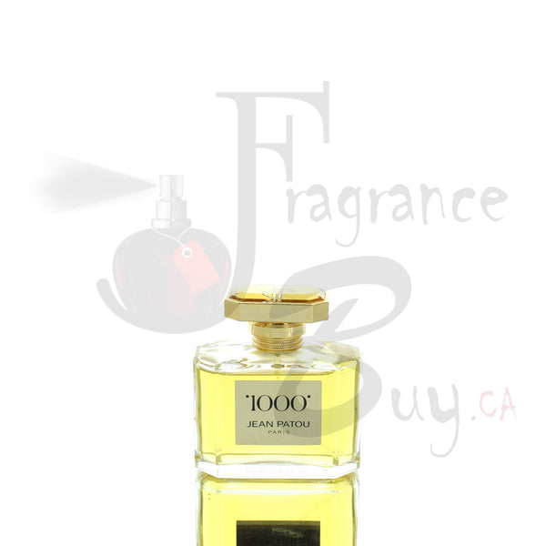 Joy 1000 by Jean Patou For Woman