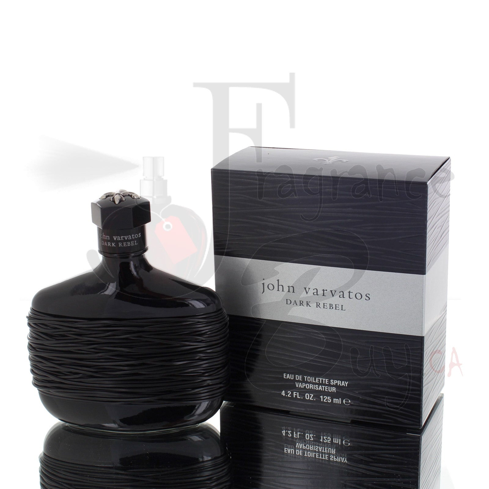 John Varvatos Dark Rebel For Man