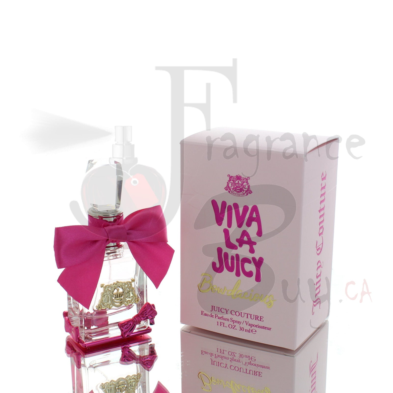 Juicy Couture Viva La Juicy Bowdacious For Woman