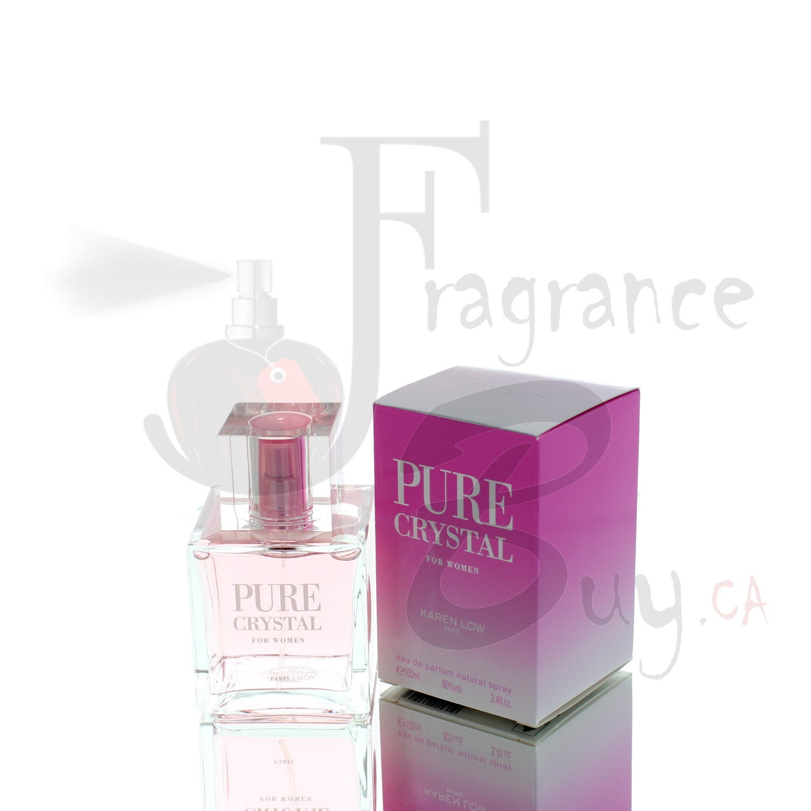 Karen Low Pure Crystal For Woman