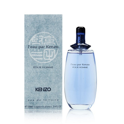 Vintage Bottle Kenzo L'eau Par For Man
