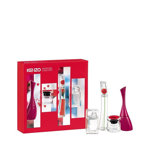 Kenzo Miniatures Collection For Woman