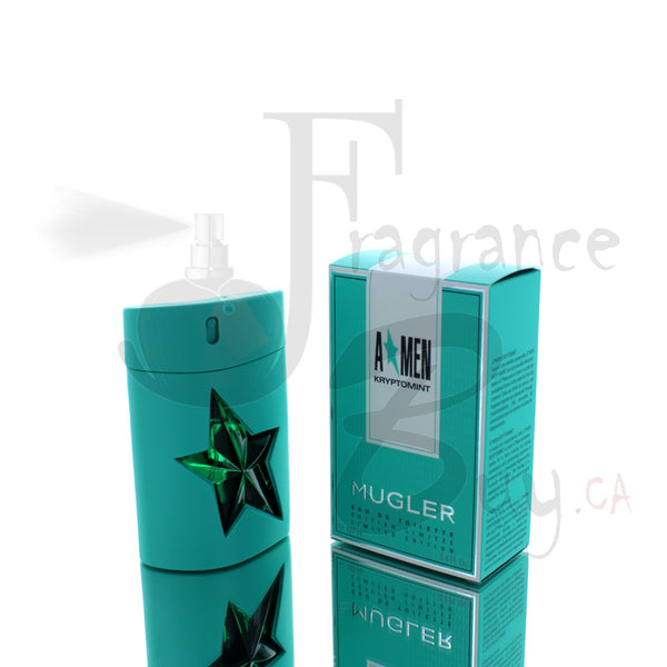 Angel A*Men Kryptomint  by Thierry Mugler For Man