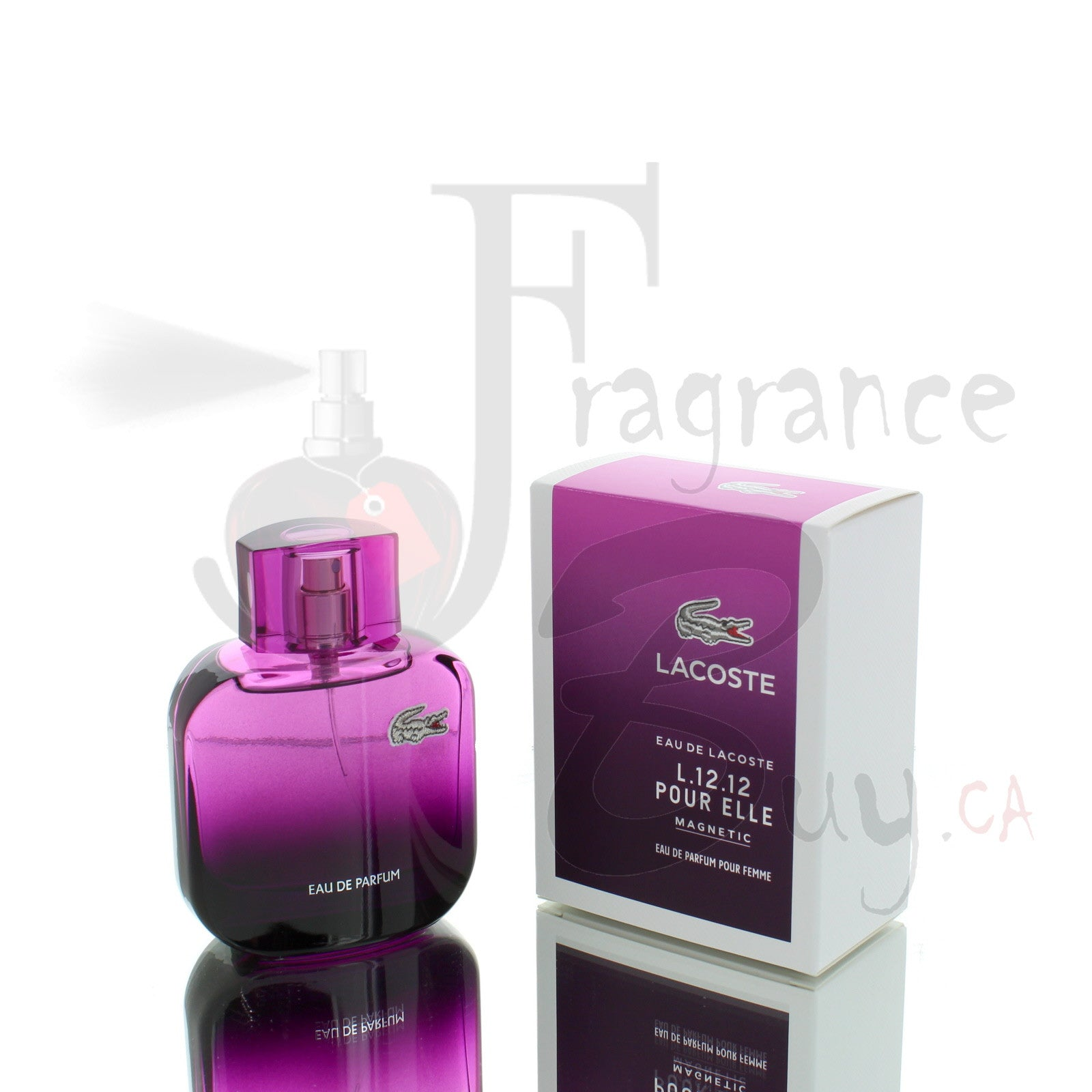 Lacoste Eau Lacoste L.12.12. Magnetic For Woman