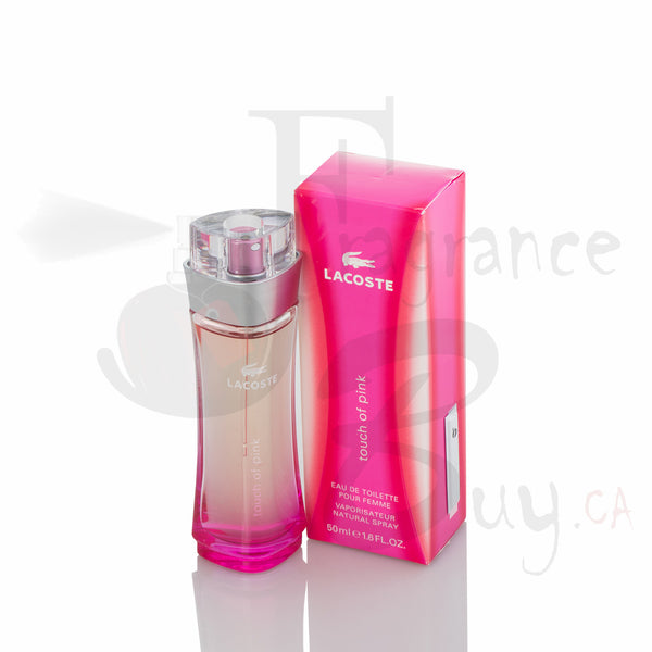 Lacoste Touch of Pink For Woman
