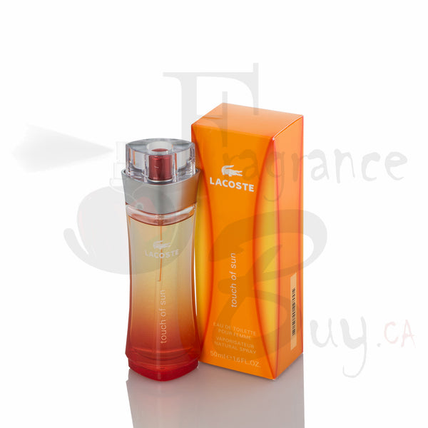 Lacoste Touch Of Sun For Woman