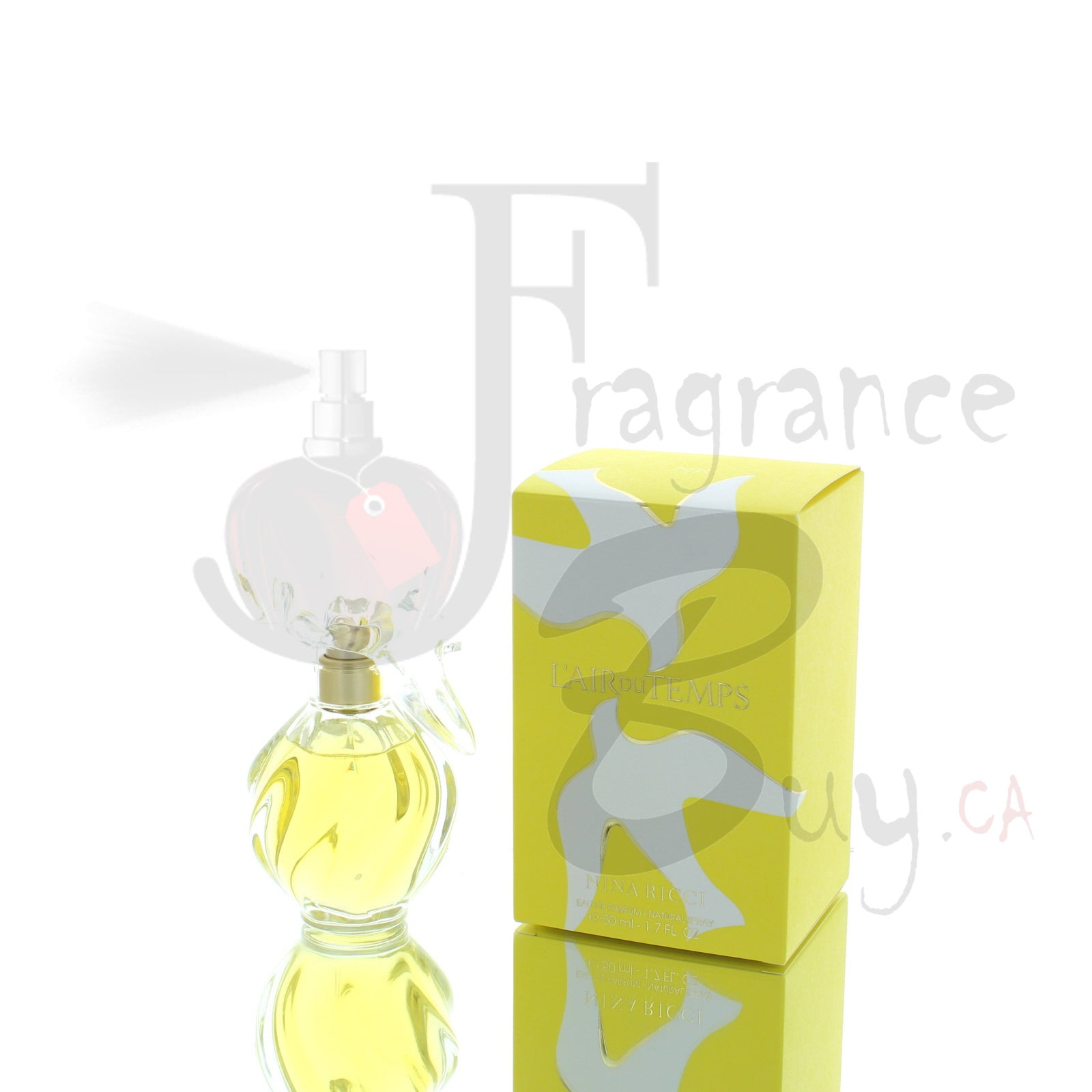 Nina Ricci L'air Du Temps EDP Edition For Woman