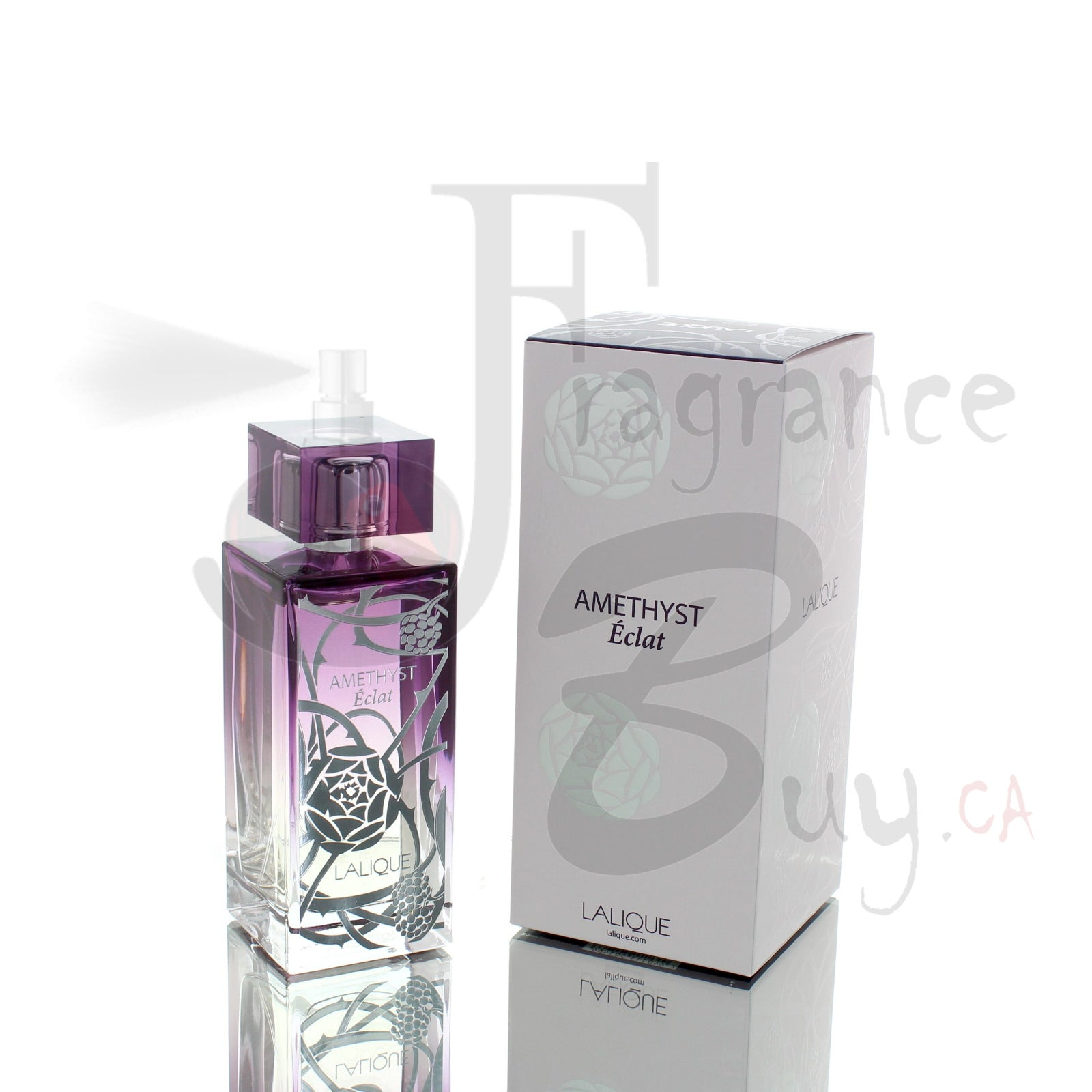 Lalique Amethyst Eclat For Woman